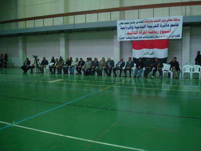 فريق القوش النسوي يحل ثانيا بكرة القدم عراقيا 4