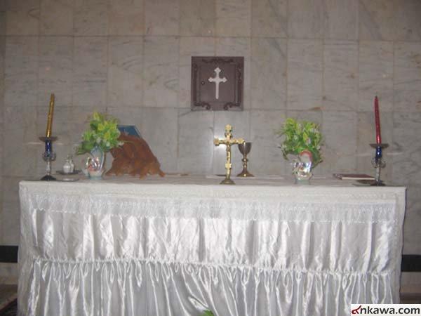 كنيسة أم الإحزان في ميسان يعاد مجدها من جديد IMG_0234