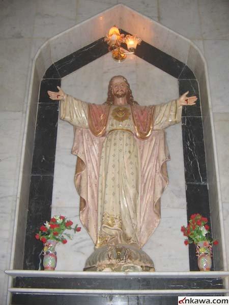 كنيسة أم الإحزان في ميسان يعاد مجدها من جديد IMG_0235