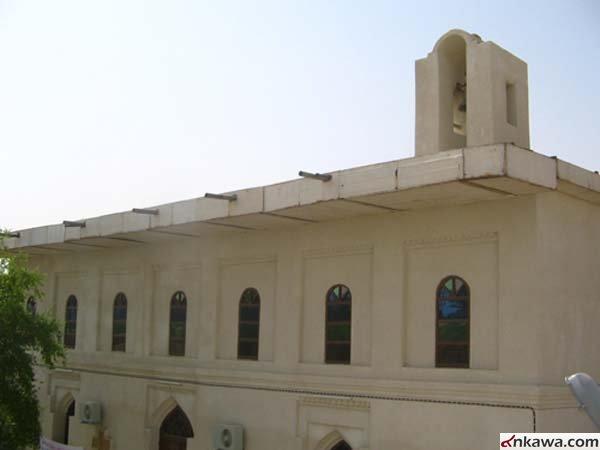 كنيسة أم الإحزان في ميسان يعاد مجدها من جديد IMG_0239