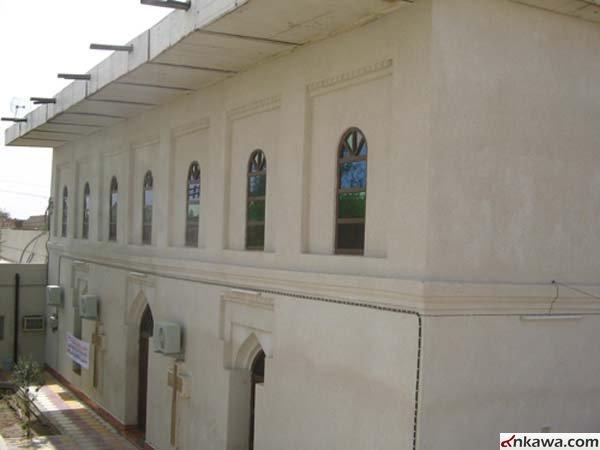 كنيسة أم الإحزان في ميسان يعاد مجدها من جديد IMG_0240
