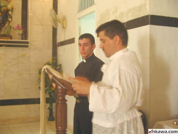 كنيسة أم الإحزان في ميسان يعاد مجدها من جديد IMG_0250
