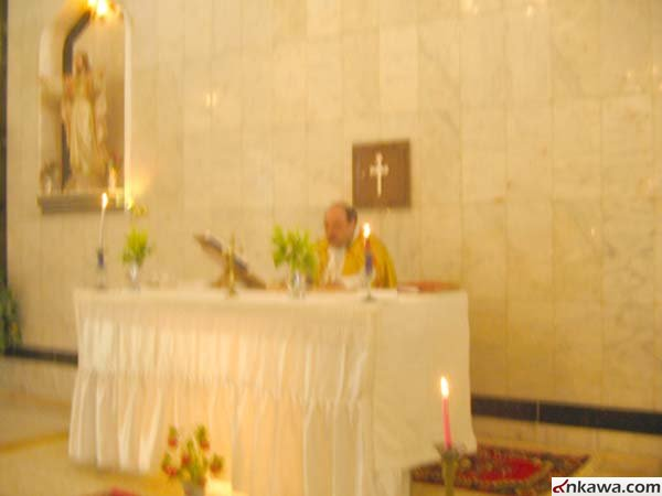 كنيسة أم الإحزان في ميسان يعاد مجدها من جديد IMG_0264