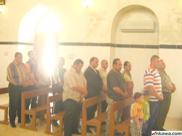 كنيسة أم الإحزان في ميسان يعاد مجدها من جديد IMG_0266