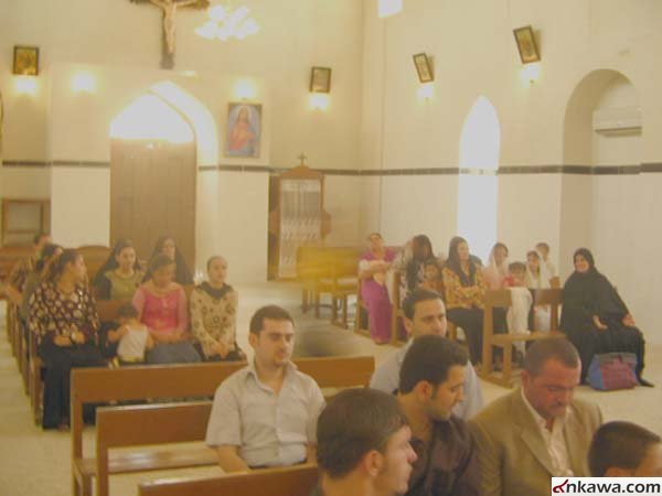 كنيسة أم الإحزان في ميسان يعاد مجدها من جديد IMG_0267