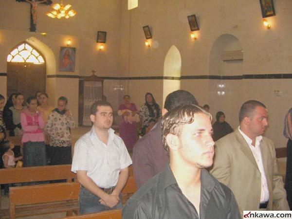 كنيسة أم الإحزان في ميسان يعاد مجدها من جديد IMG_0271