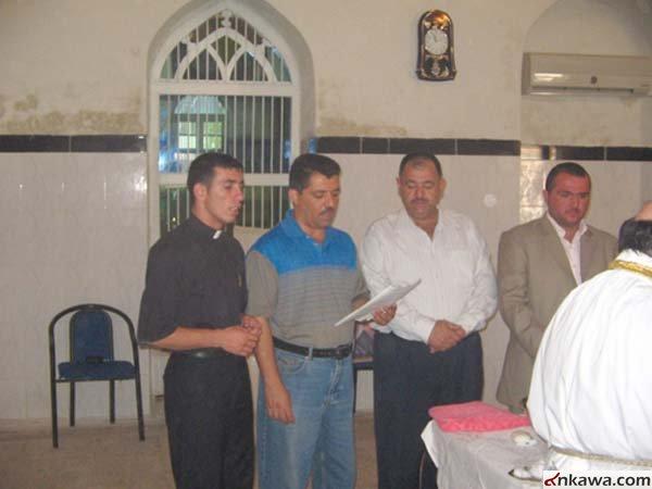كنيسة أم الإحزان في ميسان يعاد مجدها من جديد IMG_0301