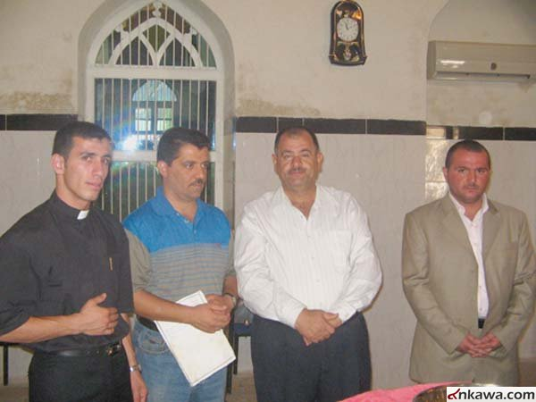 كنيسة أم الإحزان في ميسان يعاد مجدها من جديد IMG_0306