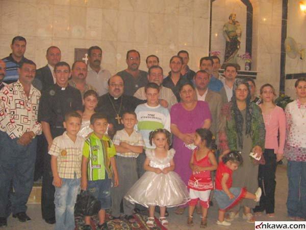 كنيسة أم الإحزان في ميسان يعاد مجدها من جديد IMG_0311