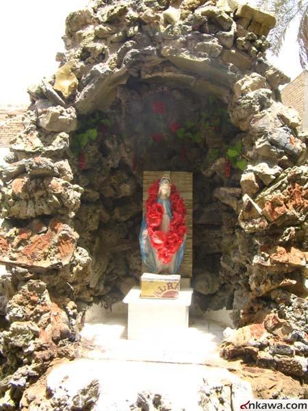 كنيسة أم الإحزان في ميسان يعاد مجدها من جديد IMG_0317