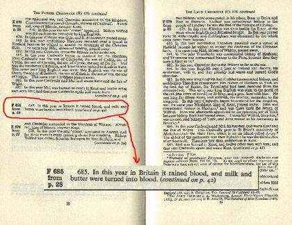 من معجزات عاشوراء الالهية المدونة في المصادر البريطانية 167