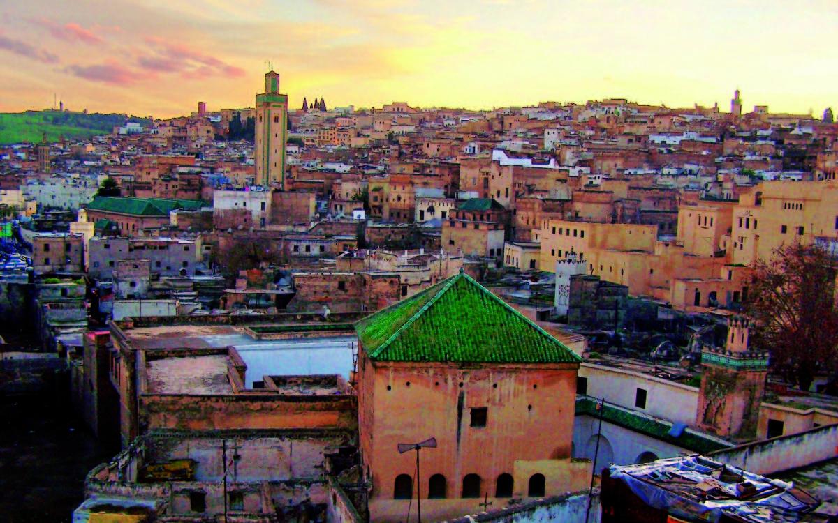 Maroko - Page 5 Marrakech