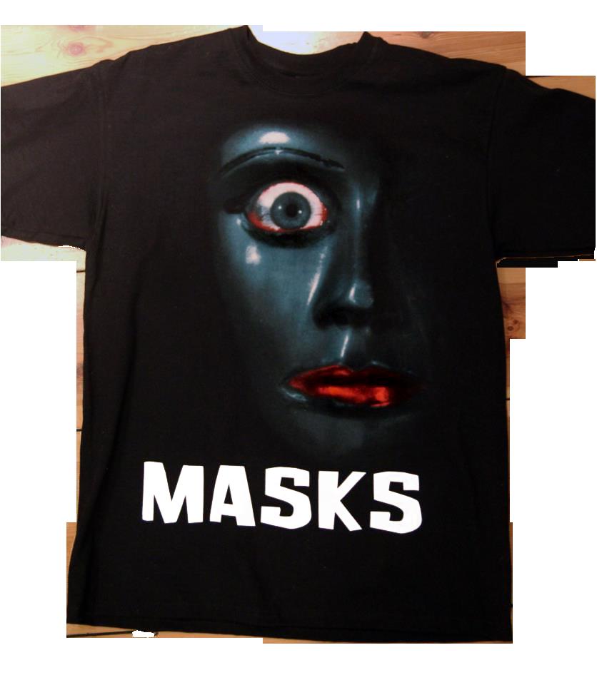 MASKS - der neue Film von Andreas Marschall 2013_02_07_masks_t-shirt