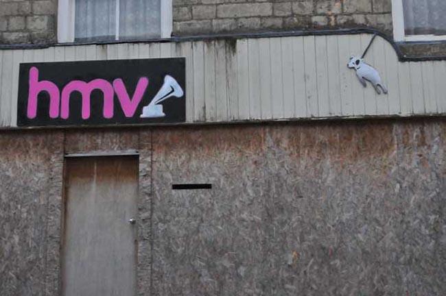 Historique des labels HMV-syd