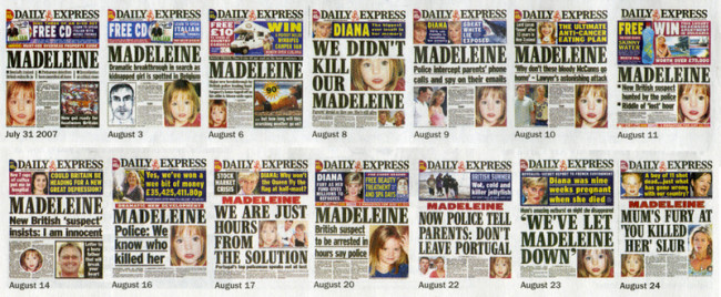 Candid Camera:  Clarence Mitchell - Page 2 Daily-express-mccann-obsession