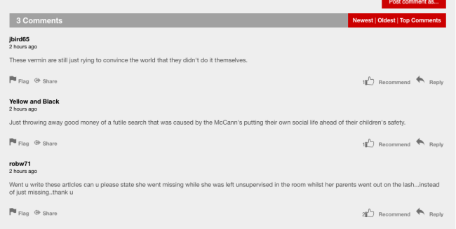 """Madeleine McCann: """"Parents are vermin"""" in the Sun Screen-Shot-2015-12-20-at-17.49.54"""