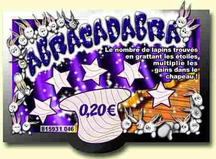 Quêtes Les 6 Tickets Secret Abracadabra