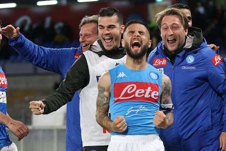 2-1 al Cagliari, Napoli blinda 2/o posto Ff00e64add6bc9935962b1e3b8fec904