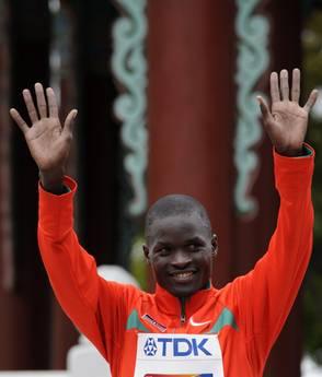 Atletica: maratona d'oro per Kenia Dd81d59bdab61bfd3d1924859f67e0a3