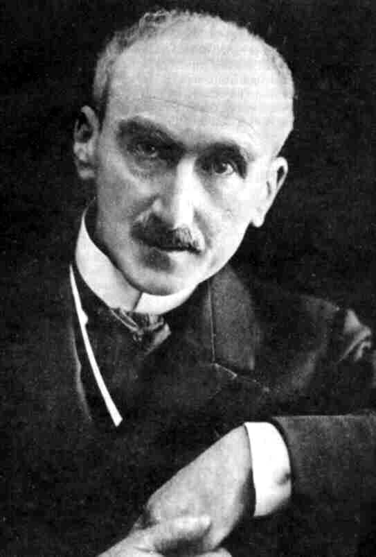 """The  """"I""""  in your mind - Page 2 Henri_Bergson"""