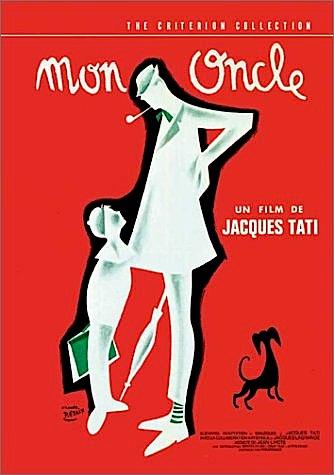 un bonheur dans le monde cinématographique Tati1