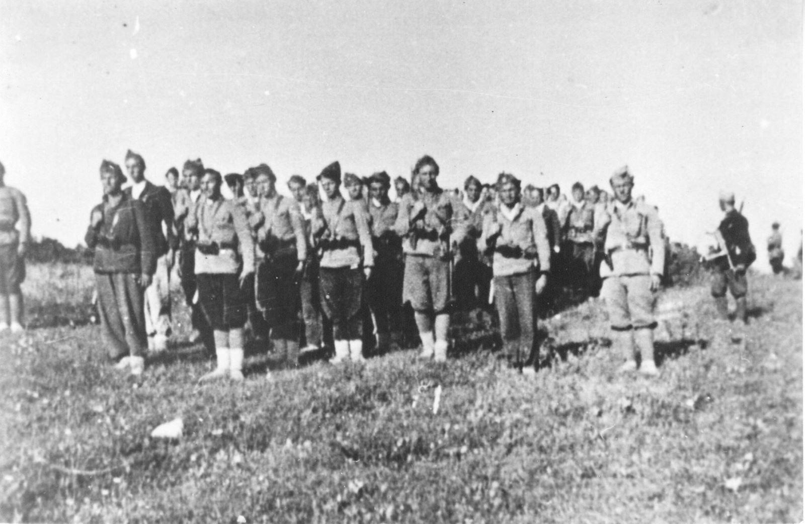 Dara iz Jasenovca - prva minuta prva srpska laž 15109