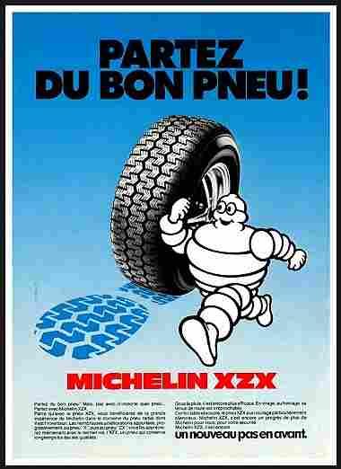 Les affiches du temps passé quand la pub s'appelait réclame .. - Page 23 Michelin%20Le%20nouveau%20pneu%20XZX%20-%20Publicite%20Automobile%20en%20couleur%20de%201979