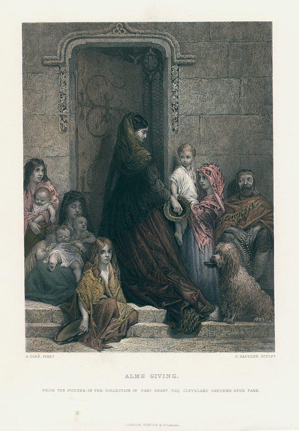 Citations des Pères de l'Eglise concernant l'AUMÔNE et la CHARITÉ (en espagnol) H4135