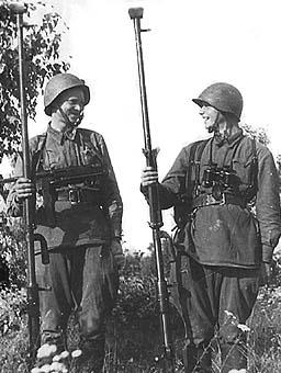 soldats soviétiques Atr4