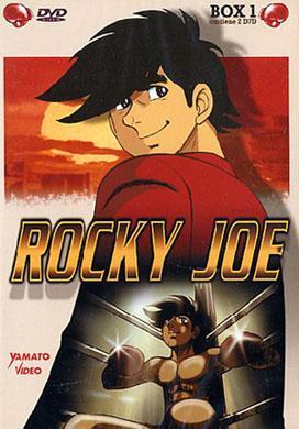 Ashita no Joe - Rocky Joe Rockyjoe