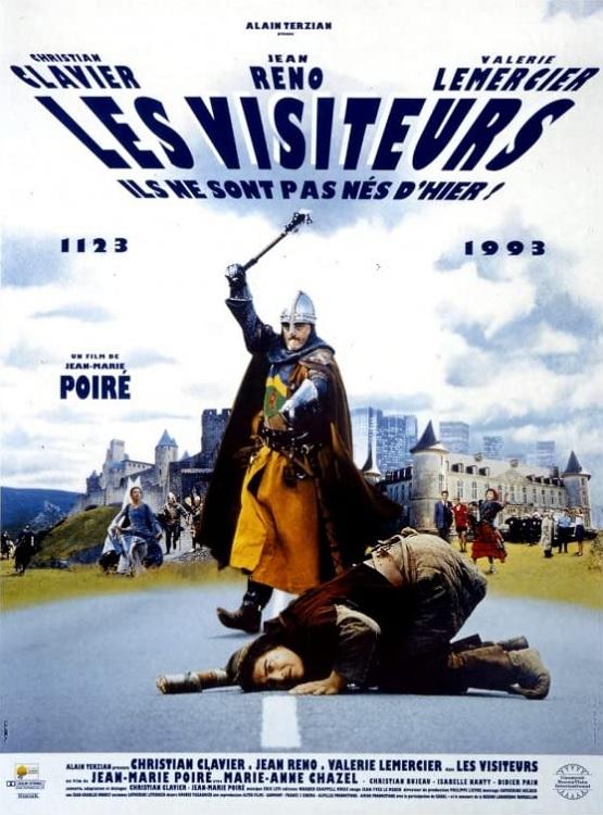 [film] I Visitatori (di J. M. Poirè) Ivisitatori