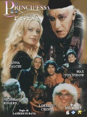 Film avec une princesse, un sorcier et un cheval ailé Laprincipessaeilpovero