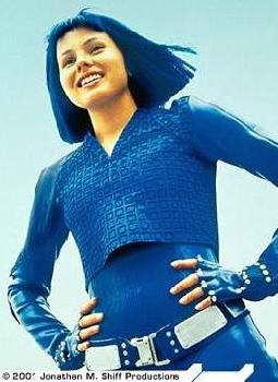 Mémoire de séries Disney 1 Cybergirl