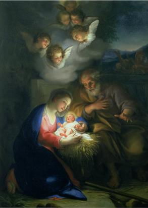Saint et Joyeux Noel ! Nativite