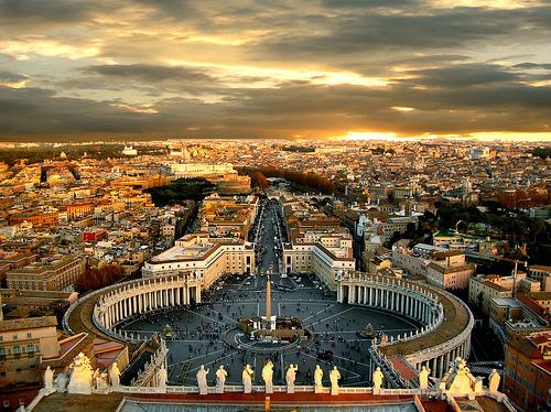 Citation 18/Pierre/l'Église catholique gouvernée par le successeur de Pierre.../ Rome