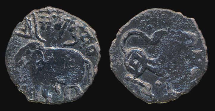 Bronce de India Indi-shahi-sama-t19%271-2