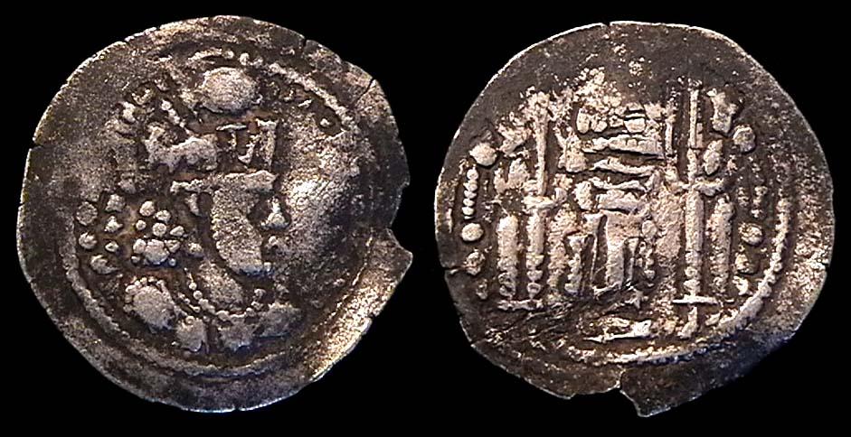 مسكوكات الملك  فهران الرابع  Sas-variv-ma926-3