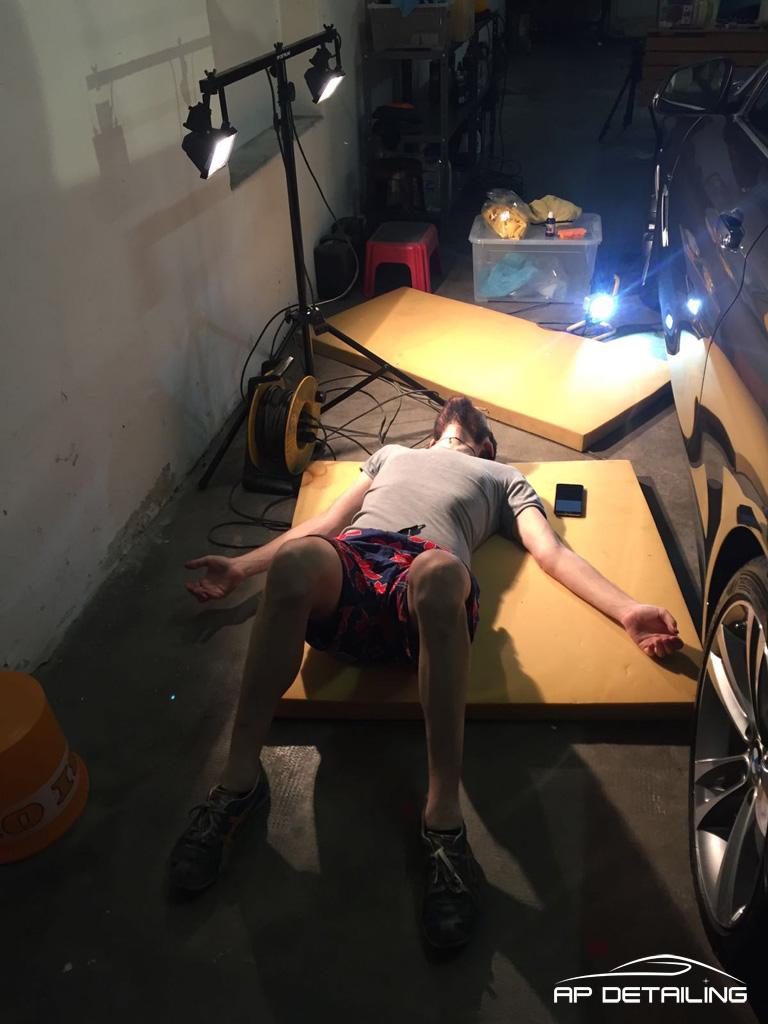 APdetailing - La tedescona si protegge per l'estate (Bmw Serie4 cabrio) IMG-20160628-WA0001