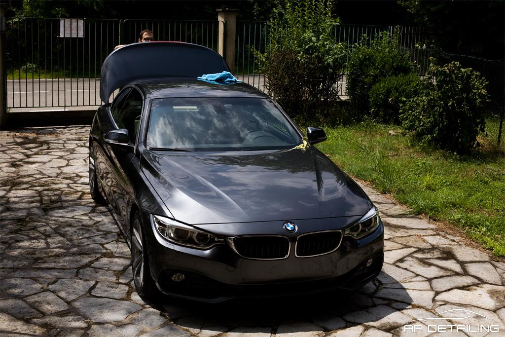 APdetailing - La tedescona si protegge per l'estate (Bmw Serie4 cabrio) IMG_8800