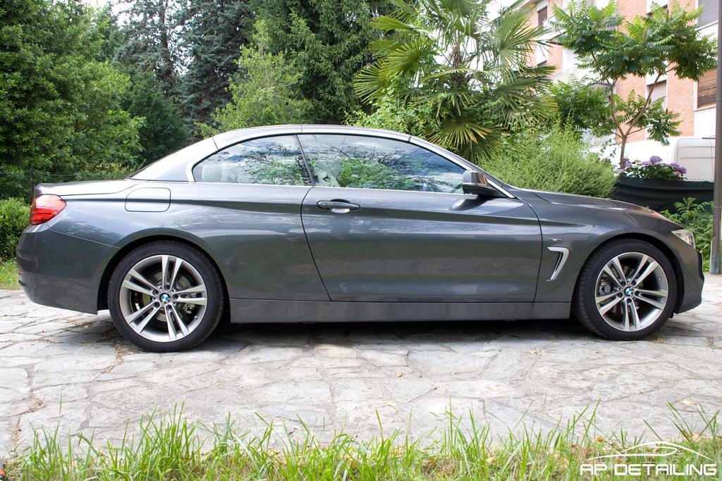 APdetailing - La tedescona si protegge per l'estate (Bmw Serie4 cabrio) _MG_0189
