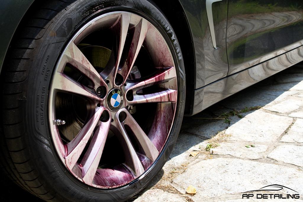 APdetailing - La tedescona si protegge per l'estate (Bmw Serie4 cabrio) _MG_0210