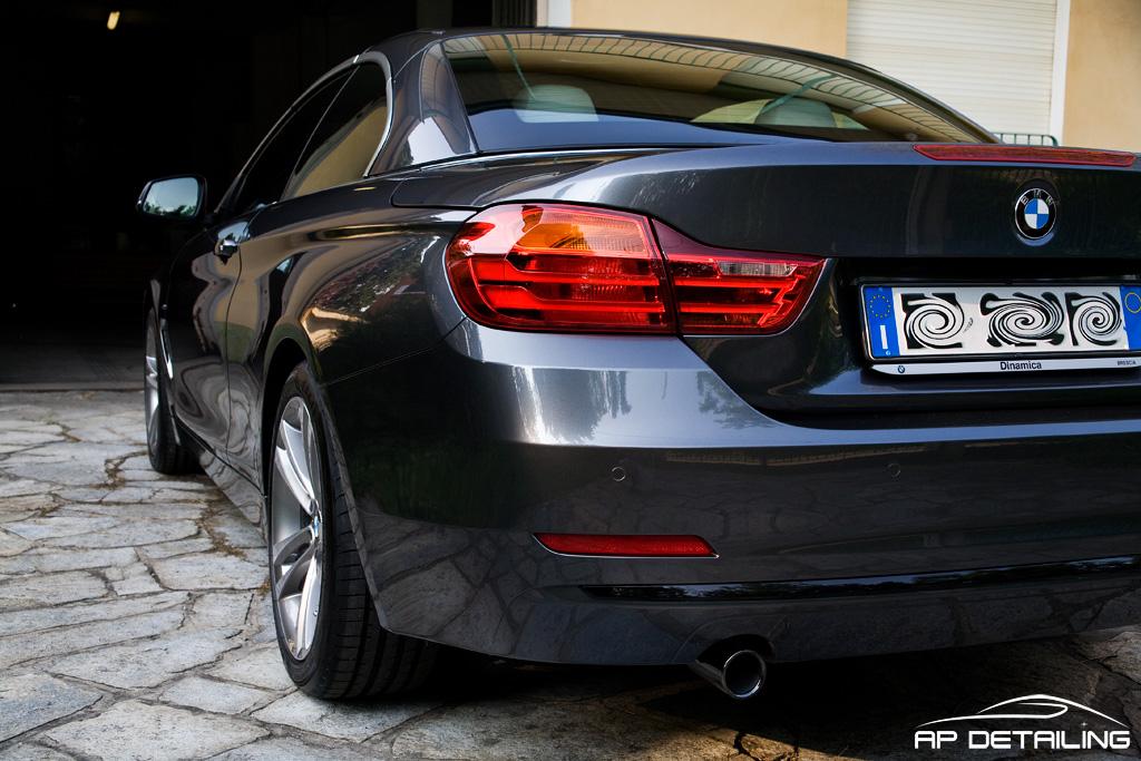 APdetailing - La tedescona si protegge per l'estate (Bmw Serie4 cabrio) _MG_0353