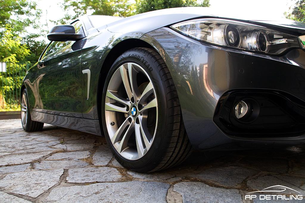 APdetailing - La tedescona si protegge per l'estate (Bmw Serie4 cabrio) _MG_0362