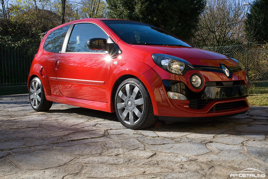 APdetailing - red hot chili pepper - Twingo RS Phase 2 _MG_1288