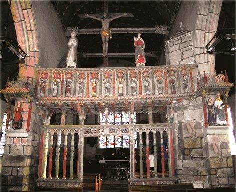 Le Symbolisme Chrétien - 19 eme siècle - Angleterre ( Images) Jube
