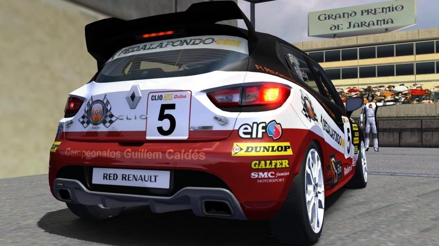 Clio Cup Online. Competición oficial GRAB_003