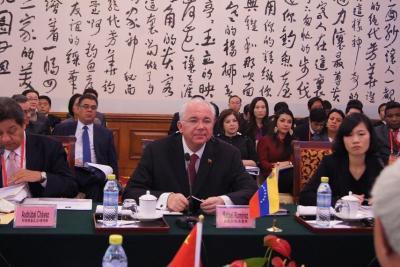 Relaciones Geopoliticas y Militares China Venezuela - Página 2 Rramirezen_china