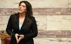 Presidenta parlamento Zoe: hay que rendir cuentas sobre deuda pública Presidente_del_parlamento_griego_zoe_konstantopoulou