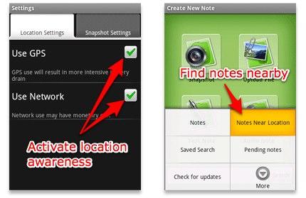 [SOFT] EVERNOTE: Créer des notes de texte, des photos et d'enregistrer des notes vocales [Gratuit/Payant] Evernote2