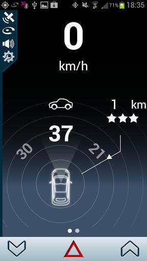 [APPLICATION WINDOWSPHONE 8.x - ICOYOTE] Aide a la conduite [Gratuit|Payant] Distance